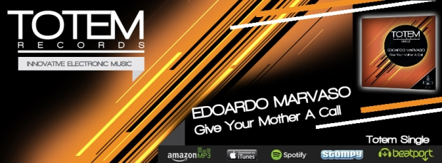 COUVERTURE FACEBOOK Edoardo Marvaso - Give Your Mother A Call
