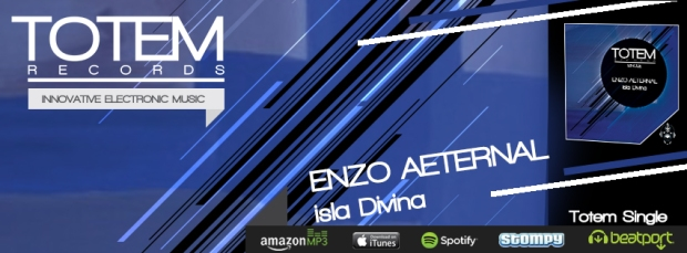 COUVERTURE FACEBOOK ENZO AETERNAL - isla Divina